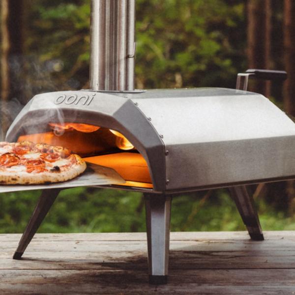 Ooni Karu Wood & Charcoal Fired Pizza Oven 33.2cm