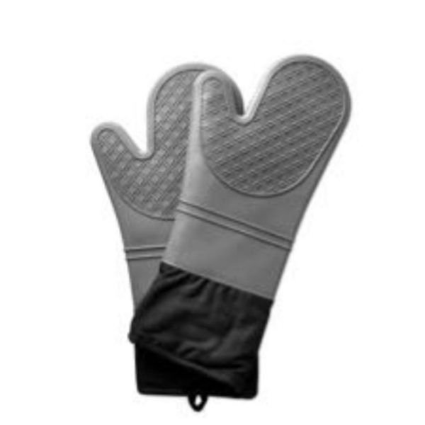 Humble & Mash Silicone Oven Gloves, Set of 2